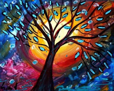tree rebirth